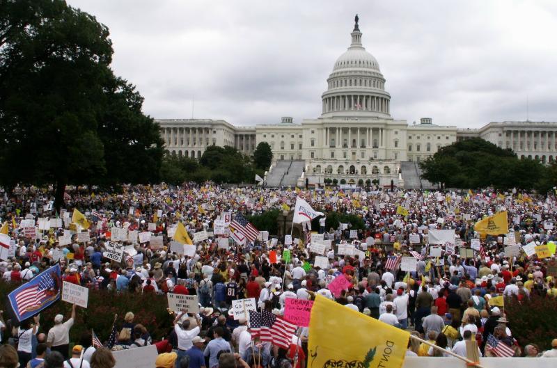 DC Tea Party