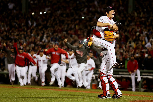 Red Sox Win It